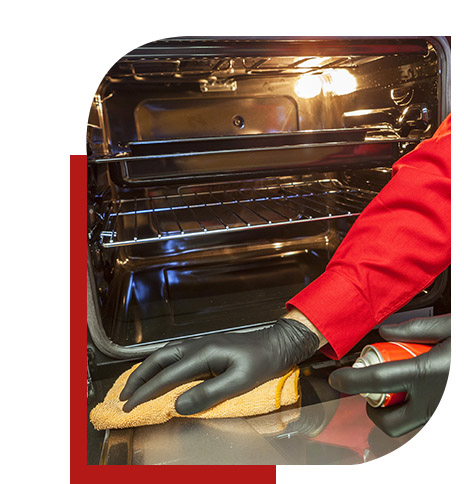 how much does oven cleaning in Wokingham cost