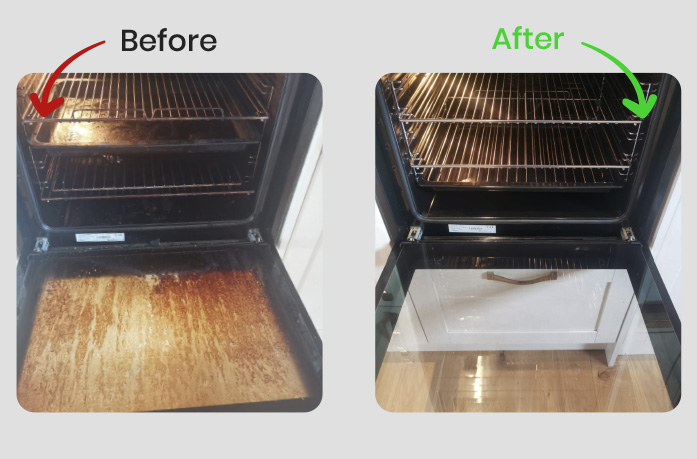 why should you hire an oven cleaning in Wokingham