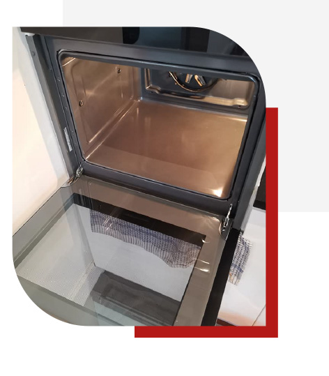 what are the dangers of a dirty oven